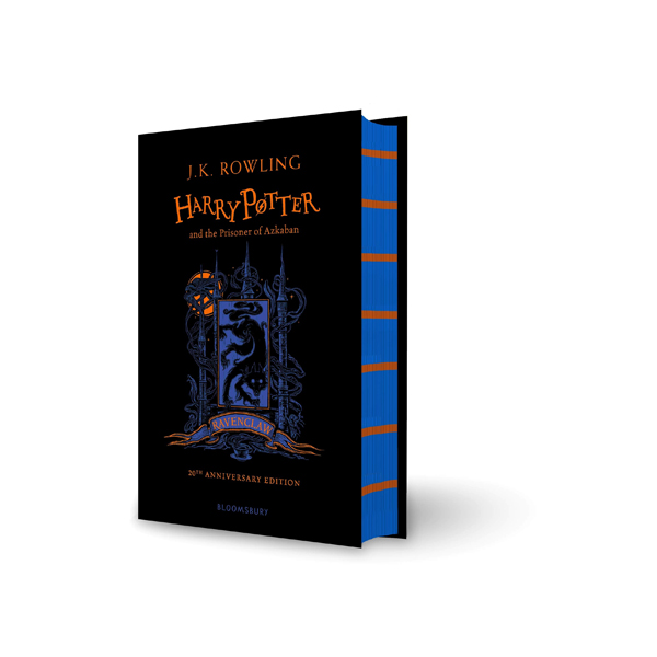 RL 6.7 : #3 Harry Potter and the Prisoner of Azkaban ? Ravenclaw Edition (Hardcover, 영국판, 해리포터 기숙사 에디션)
