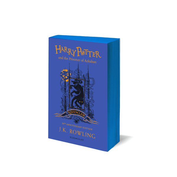 [기숙사판/영국판] 해리포터 #03 : Harry Potter and the Prisoner of Azkaban - Ravenclaw Edition (Paperback)