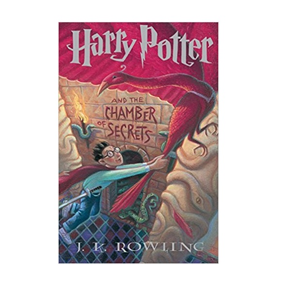 RL 6.7 : Harry Potter #2: Harry Potter and the Chamber of Secrets (Hardcover)