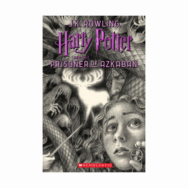 [스콜라스틱]  [20주년판/미국판] 해리포터 #03 : Harry Potter and the Prisoner of Azkaban (Paperback)