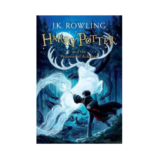 RL 6.7 : Harry Potter #3 : Harry Potter and the Prisoner of Azkaban (Paperback, 영국판)
