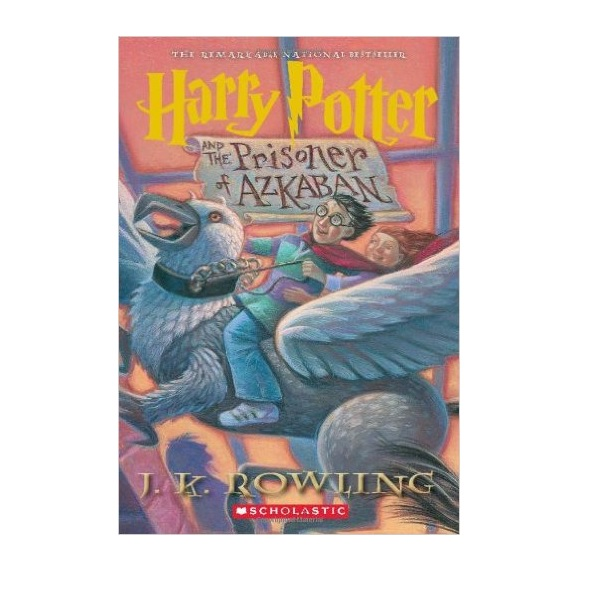 RL 6.7 : Harry Potter #3: Harry Potter and the Prisoner of Azkaban (Hardcover)