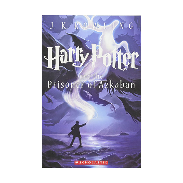 RL 6.7 : Harry Potter #3: Harry Potter and the Prisoner of Azkaban (Paperback)