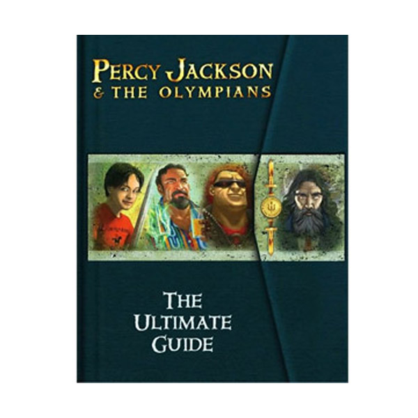 RL 6.7 : Percy Jackson and the Olympians Series: The Ultimate Guide (Hardcover)