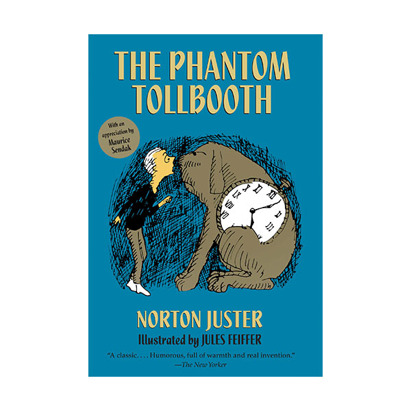 RL 6.7 : The Phantom Tollbooth (Paperback)
