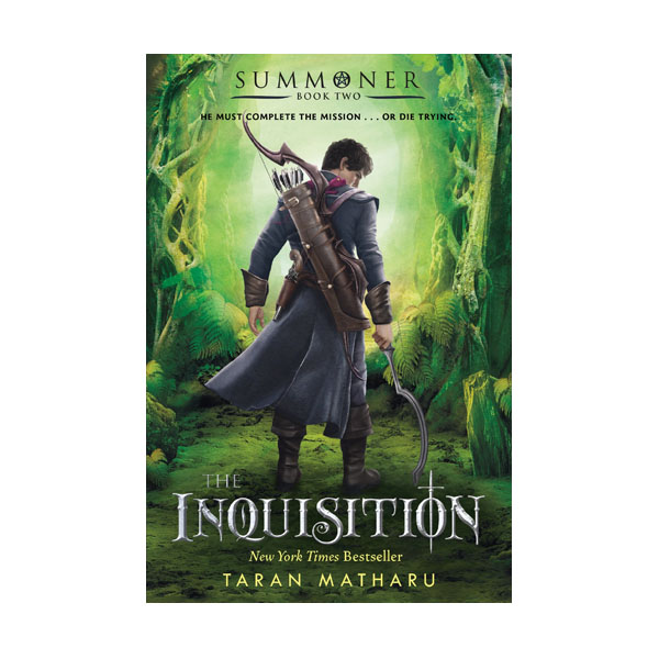RL 6.7 : The Summoner Trilogy #2 : The Inquisition (Paperback)
