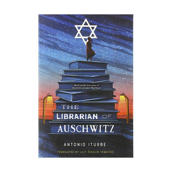 RL 6.8 : The Librarian of Auschwitz (Paperback)