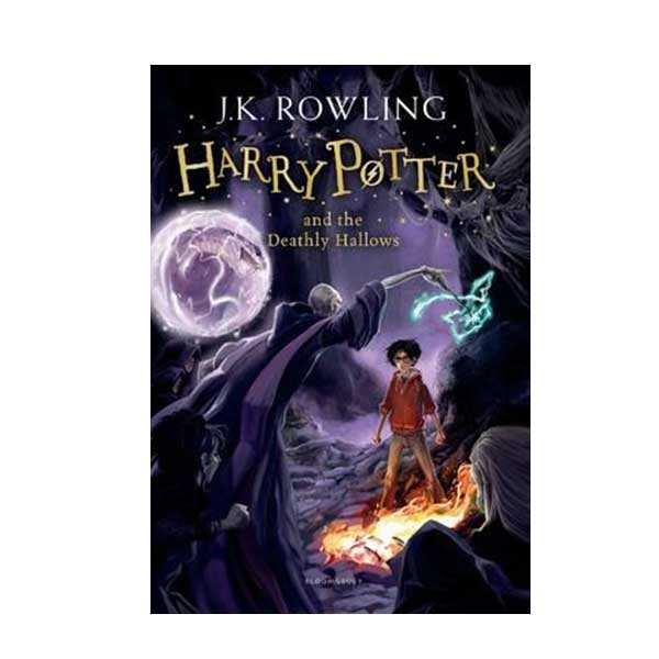 RL 6.9 : Harry Potter #7 : Harry Potter and the Deathly Hallows (Paperback, 영국판)