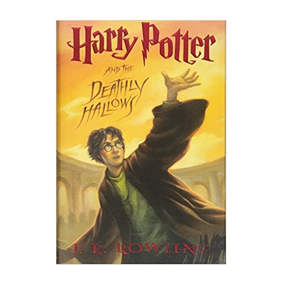 RL 6.9 : Harry Potter #7: Harry Potter and the Deathly Hallows (Hardcover)