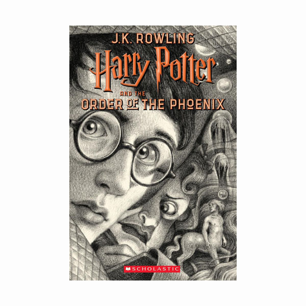 [스콜라스틱]  [20주년판/미국판] 해리포터 #05 : Harry Potter and the Order of the Phoenix (Paperback)