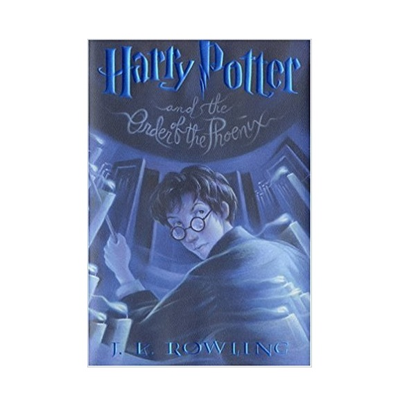 해리포터 #05 : Harry Potter and the Order of the Phoenix (Hardcover, 미국판)