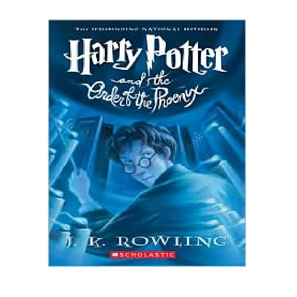RL 7.2 : Harry Potter #5: Harry Potter and the Order of the Phoenix (Paperback)