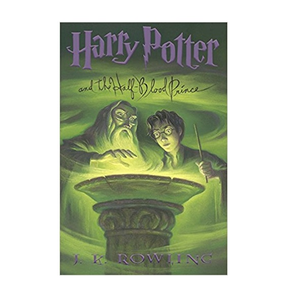 해리포터 #06 : Harry Potter and the Half-Blood Prince (Hardcover, 미국판)