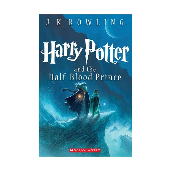 RL 7.2 : Harry Potter #6: Harry Potter and the Half-Blood Prince (Paperback)