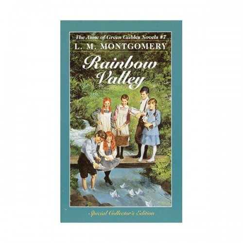 RL 7.6 : Anne of Green Gables Series #7: Rainbow Valley (Mass Market Paperback)