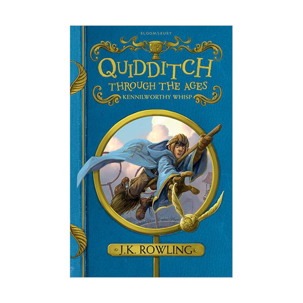 The Hogwarts Library : Quidditch : Through the Ages (Paperback, 영국판)