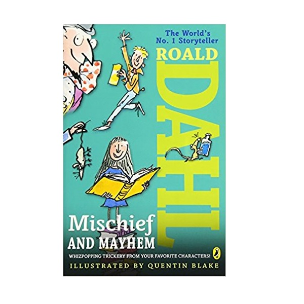 Roald Dahl : Mischief and Mayhem (Paperback)