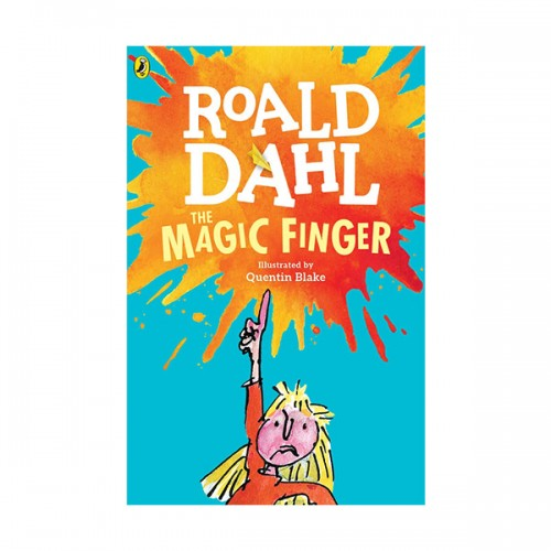 Roald Dahl : The Magic Finger (Paperback, 영국판)