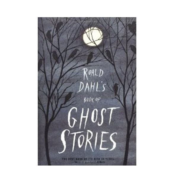 Roald Dahl's Book of Ghost Stories (Paperback)