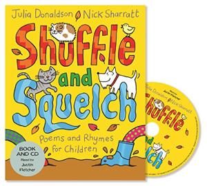 Shuffle and Squelch (Book & CD, 영국판)