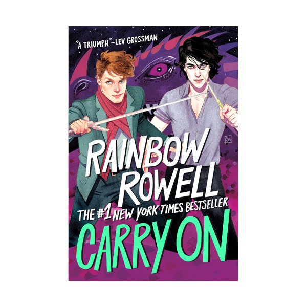 Simon Snow #01 : Carry On (Paperback)