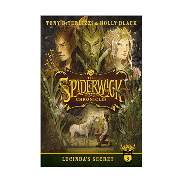Spiderwick Chronicles #3 : Lucinda's Secret (Paperback)