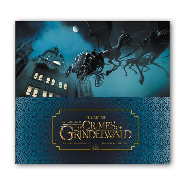 The Art of Fantastic Beasts The Crimes of Grindelwald (Hardcover, MTI)