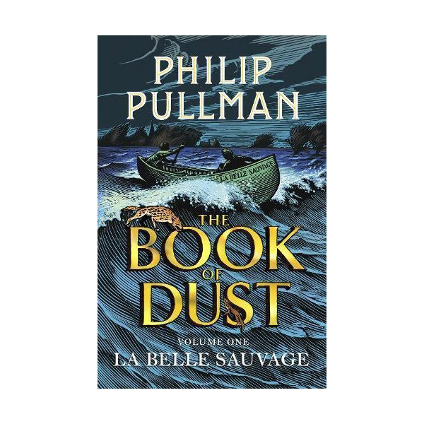 The Book of Dust #01 : La Belle Sauvage (Paperback, 영국판)