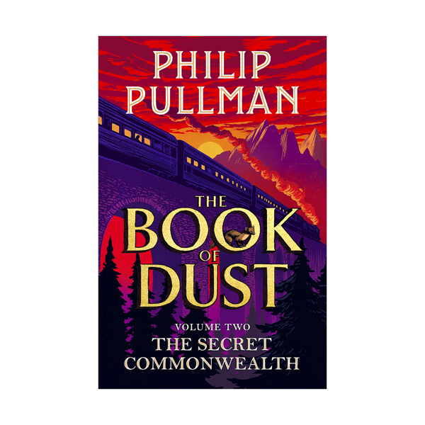 The Book of Dust #02 : The Secret Commonwealth (Paperback, 영국판)