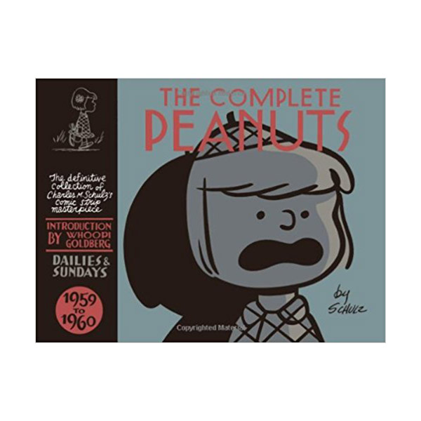 The Complete Peanuts 1959-1960 (Hardcover)