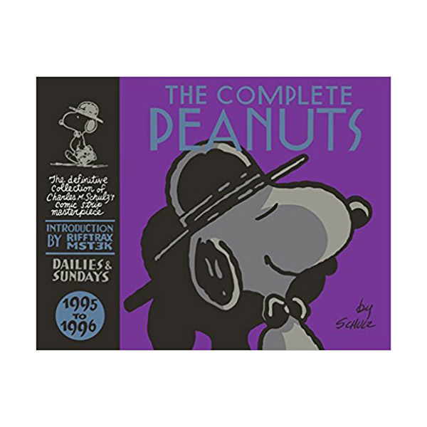 The Complete Peanuts 1995-1996 (Hardcover)
