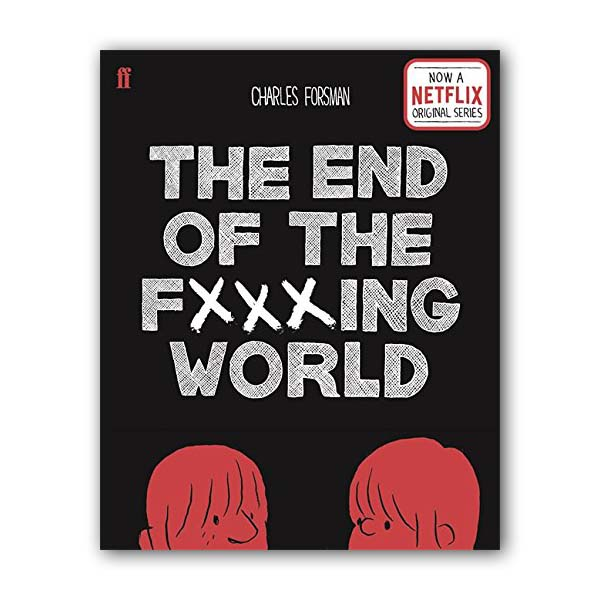 [넷플릭스] The End of the Fucking World (Paperback, 영국판)