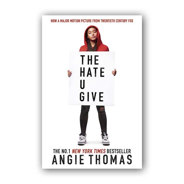 The Hate U Give (Paperback, MTI/영국판)