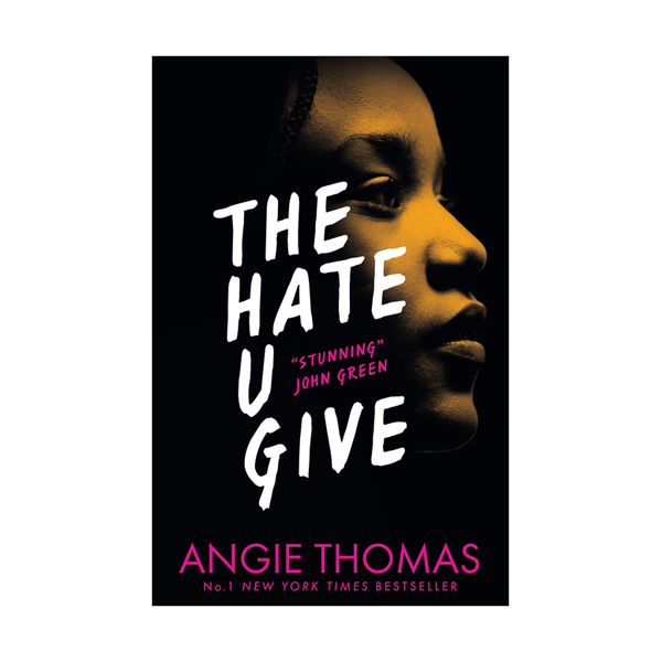 The Hate U Give (Paperback, 영국판)