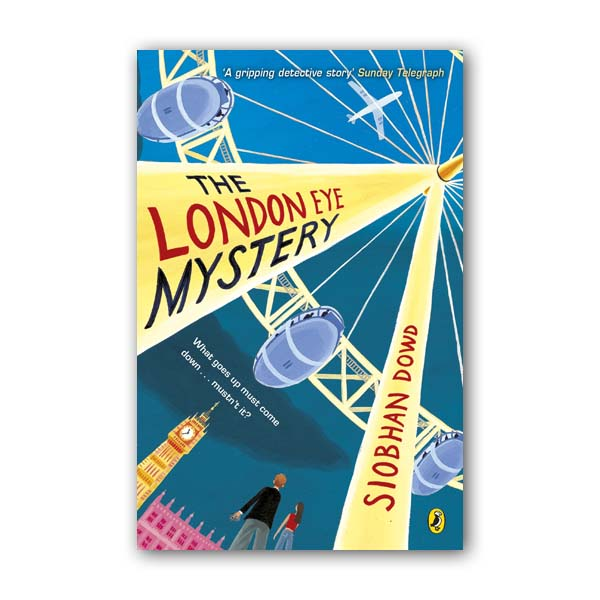 The London Eye Mystery (Paperback, 영국판)