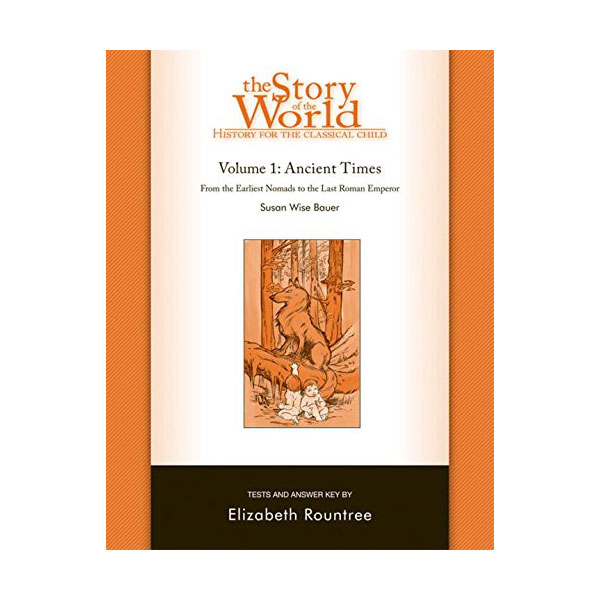 The Story of the World #01 : Ancient Times (워크북, Paperback)