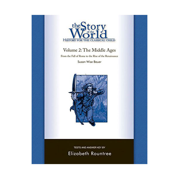 The Story of the World #02 : The Middle Ages (워크북, Paperback)