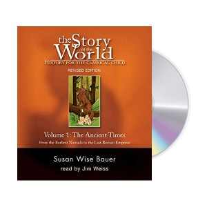 The Story of the World #01 : Ancient Times (Audio CD)(도서미포함)