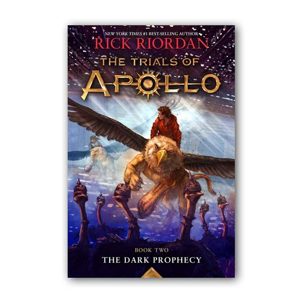 The Trials Of Apollo #02 : The Dark Prophency (Paperback)