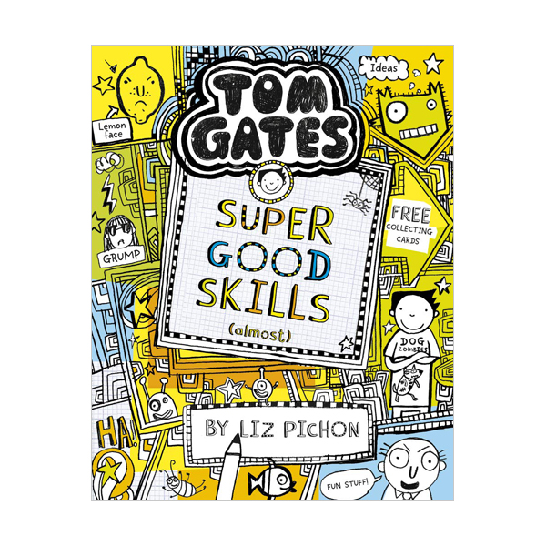 Tom Gates #10 : Super Good Skills (Almost...) (Paperback, 영국판)