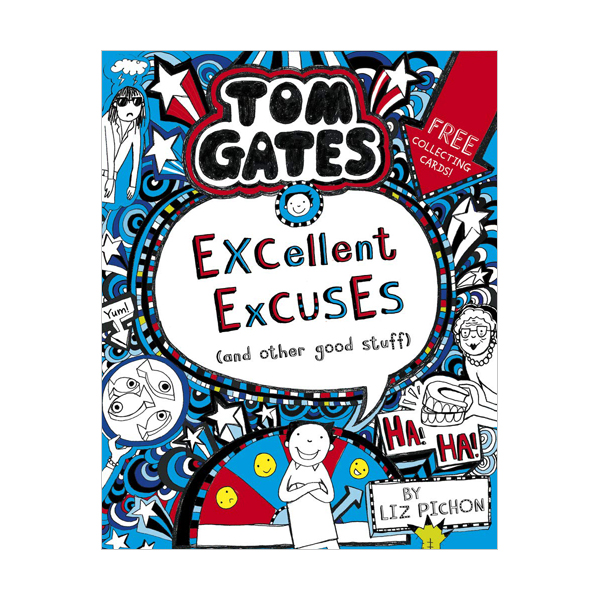 Tom Gates #2 : Excellent Excuses (And Other Good Stuff) (Paperback, 영국판)