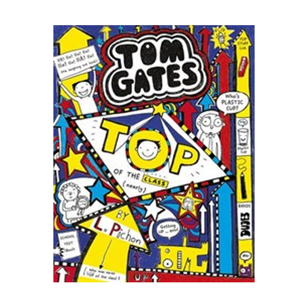 Tom Gates #9 : Top of the Class (Nearly) (Paperback)