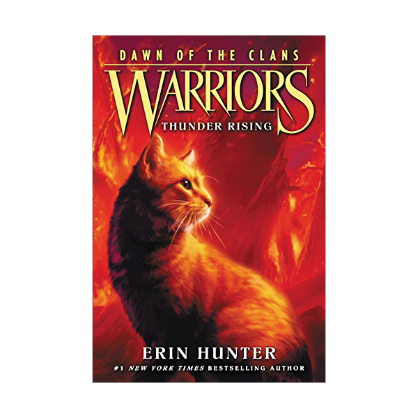 Warriors : Dawn of the Clans #02 : Thunder Rising (Paperback)