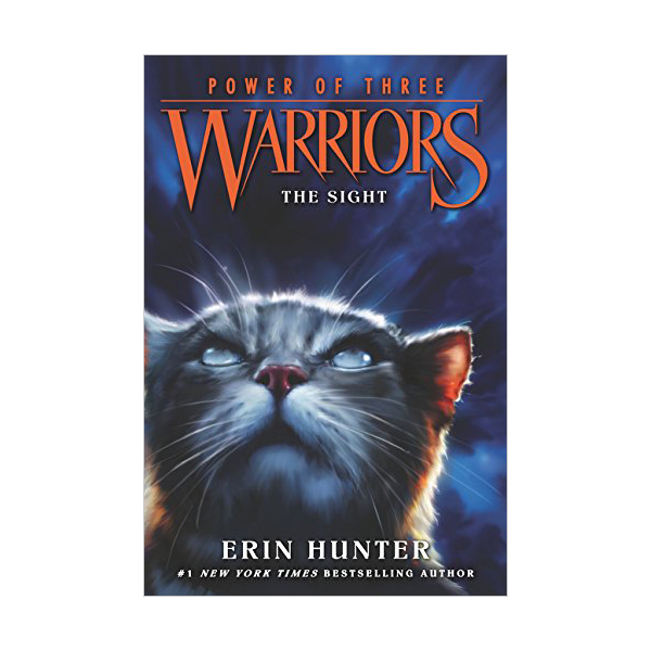Warriors 3부 Power of Three #01 : The Sight (Paperback)
