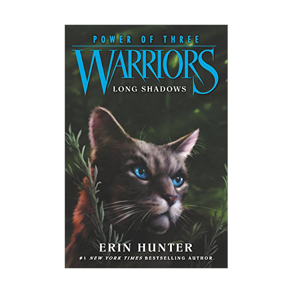 Warriors 3부 Power of Three #05 : Long Shadows (Paperback)