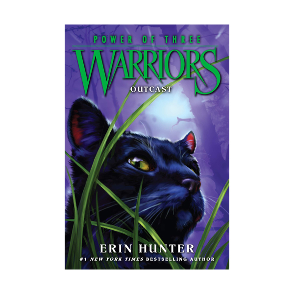 Warriors 3부 Power of Three #03 : Outcast (Paperback)