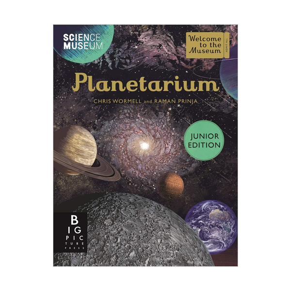Welcome to the Museum : Planetarium Junior Edition (Hardcover, 영국판)