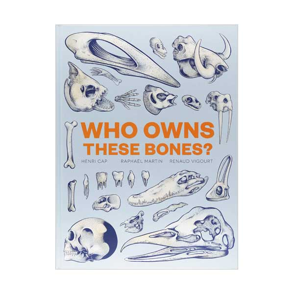 Who Owns These Bones? (Hardcover, 영국판)