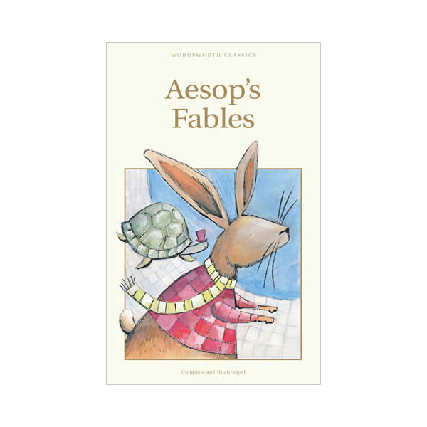 Wordsworth Children's Classics : Aesop's Fables (Paperback)