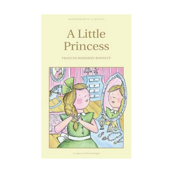 Wordsworth Children's Classics : Little Princess (Paperback)